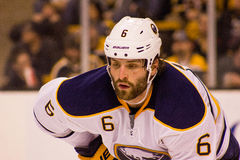 Mike Weber Buffalo Sabres Stock Image