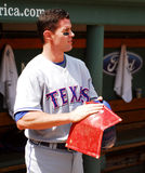 Mike Young Texas Rangers Royalty Free Stock Photography