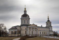 Mikhail Archangel Church in Kolomna Stock Images