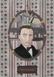 Mikhail Bulgakov zdjęcie royalty free