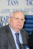 Mikhail Gorbachev. Imagens de Stock