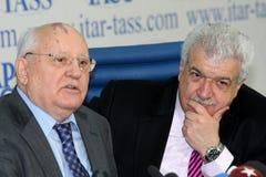 Mikhail Gorbachev. Fotografia de Stock Royalty Free