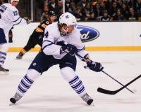 Mikhail Grabovski Τορόντο Maple Leafs Στοκ φωτογραφία με δικαίωμα ελεύθερης χρήσης