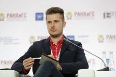 Mikhail Melanyin Lizenzfreies Stockfoto