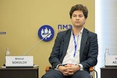 Mikhail Sokolov Obraz Stock