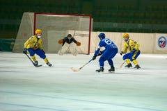 Mikhail Sveshnikov 66 in action Stock Image
