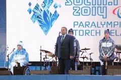 Mikhail Terentiev и Anatoly Pakhomov Стоковые Фото
