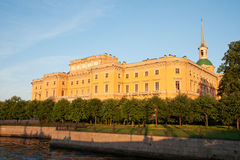 Mikhailovsky Castle Stock Photography