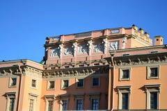 The Mikhailovsky Castle (Engineers Castle). Royalty Free Stock Photo