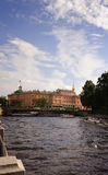 Mikhailovsky castle (Engineers castle), St. Petersburg, Russia Royalty Free Stock Photography