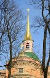 The Mikhailovsky Castle. Royalty Free Stock Image