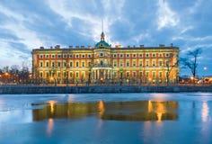 The Mikhailovsky Castle Royalty Free Stock Image