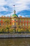 The Mikhailovsky Castle Royalty Free Stock Photo