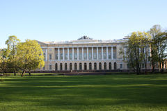Mikhailovsky pałac Fotografia Royalty Free