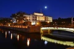 Mikhailovsky slott Royaltyfri Bild