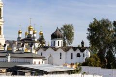 Mikhaylovskaya Sloboda, Moskvaregion, Ryssland Royaltyfri Bild