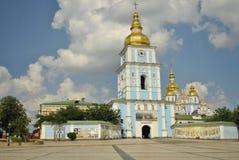 Mikhaylovsky大教堂 免版税图库摄影