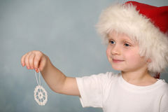 Miki`s Christmas Royalty Free Stock Images