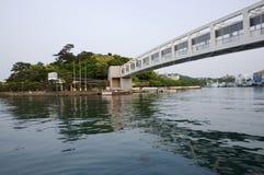 Mikimoto-Perlen-Insel, Japan stockfotos