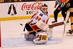 Mikka Kiprusoff Calgary Flames Royalty Free Stock Image