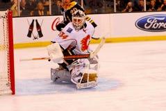 Mikka Kiprusoff Calgary Flames Stock Image