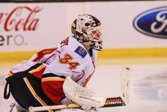Mikka Kiprusoff Calgary Flames Immagini Stock