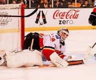 Mikka Kiprusoff Calgary Flames Royalty Free Stock Photography