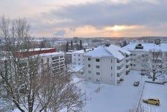 Mikkeli,芬兰 图库摄影