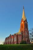 Mikkeli Cathedral Stock Image