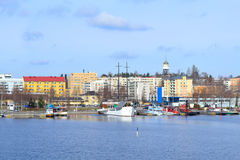 Mikkeli,  Finland Royalty Free Stock Photography