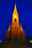 Mikkeli, Finland. Lutheran Cathedral Stock Photo