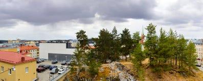 Mikkeli, Suomi or Finland Royalty Free Stock Photos