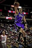 Mikki Moore of Sacramento Kings Stock Images