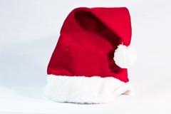 Mikołaj jest kapelusz. Obrazy Royalty Free