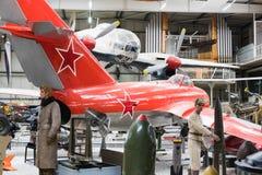 Mikojan-Gurewitsch MiG-15 Sinsheim photos stock