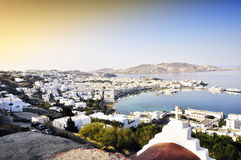 Free Mikonos Royalty Free Stock Photography - 6440767