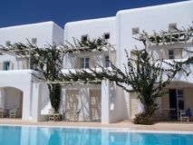 Mikonos royalty free stock photography