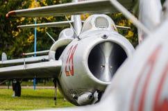 Mikoyan-Gurevich MiG-17 Стоковое Изображение
