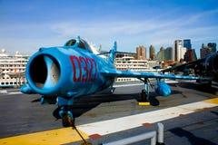 Mikoyan Gurevich MiG-17 Stock Photography