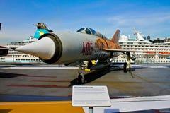 Mikoyan Gurevich MiG-21 PFM Stock Photos