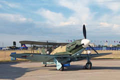 Mikoyan-Gurevich MiG-3 Fotografia Stock