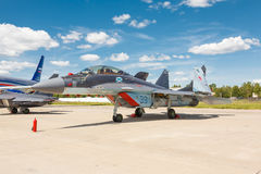 Mikoyan-Gurevich MiG-29K (Mig-35) Zdjęcie Stock