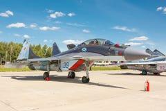 Mikoyan-Gurevich MiG-29K (Mig-35) Royalty Free Stock Images