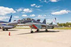 Mikoyan-Gurevich MiG-29K (Mig-35) Stock Photo