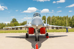 Mikoyan-Gurevich MiG-29M-2 (Mig-35) Stock Photo