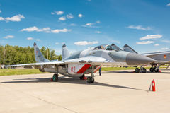 Mikoyan-Gurevich MiG-29M-2 (Mig-35) Royalty Free Stock Images