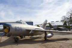 Mikoyan-Gurevick MiG-17PF Lim-6MR Stock Photos