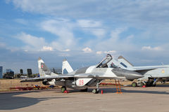 Mikoyan MiG-29 Royalty Free Stock Image
