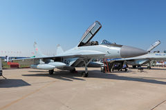 Mikoyan MiG-29, side view Stock Photography