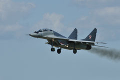 Mikoyan MIG-29GT Royalty Free Stock Photo